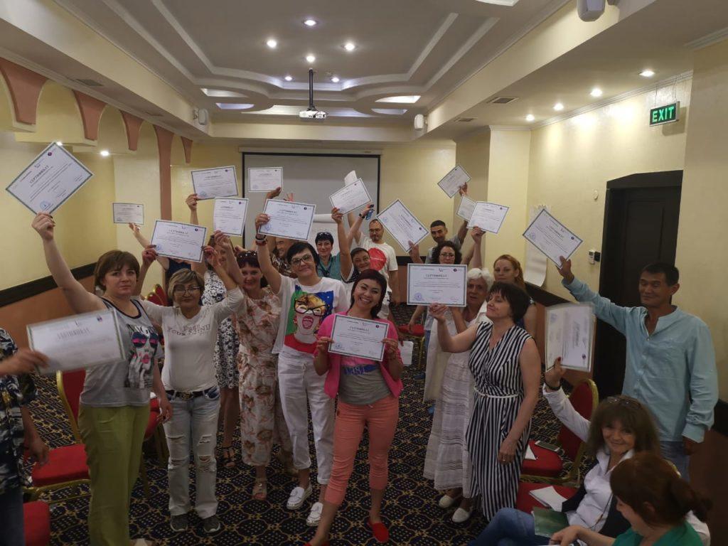 Создание основы для устойчивых ответных мер по борьбе с ВИЧ-инфекцией в Казахстане
