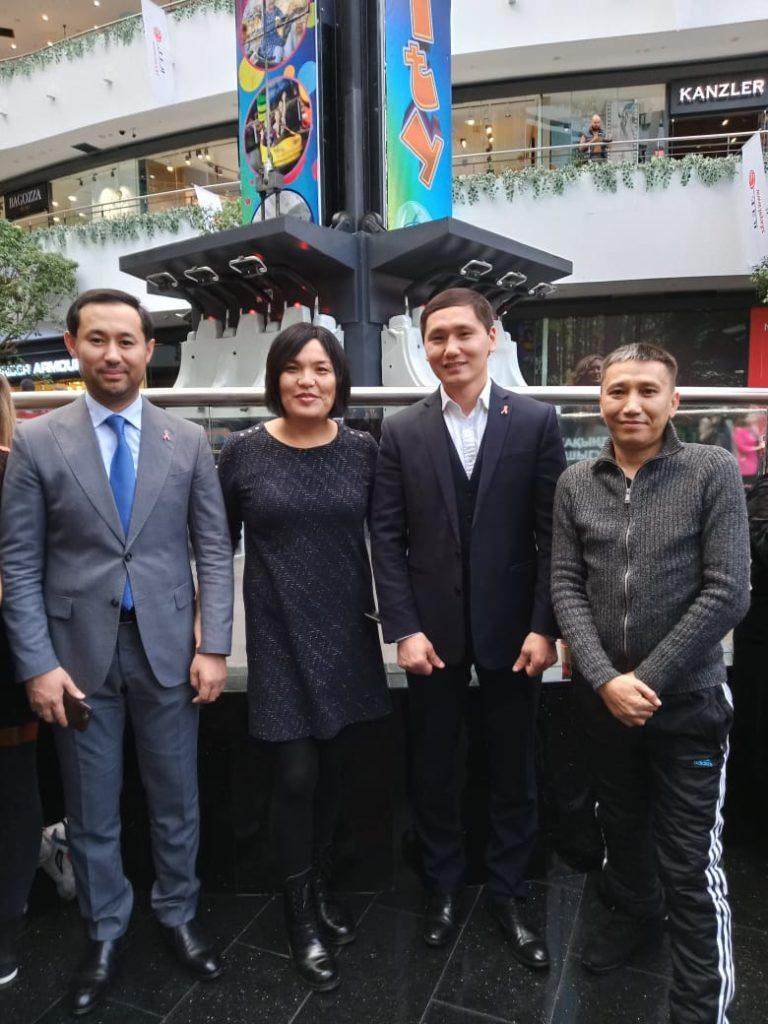 Решающая роль сообществ в борьбе с ВИЧ и СПИД Астана